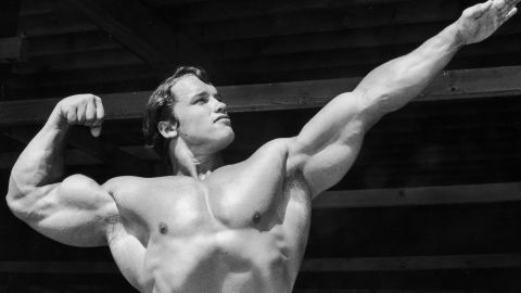 """Arnold Schwarzenegger was once the embodiment of masculinity. By co-producing """"The Game Changers,"""" he has helped challenge the association between macho strength and a high-meat diet."""