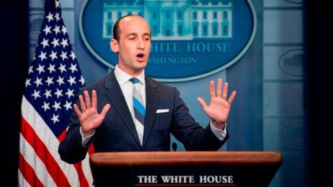 Miller has been instrumental in immigration policies.