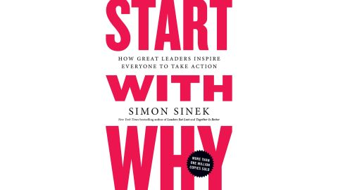 """<a href=""""https://amzn.to/2PNRW5v"""" target=""""_blank"""" target=""""_blank""""><strong>""""Start with Why: How Great Leaders Inspire Everyone to Take Action"""" by Simon Sinek (starting at $8.79; amazon.com) </strong></a><br />"""