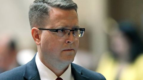 Washington State Rep. Matt Shea has been suspended from the House Republican caucus and will be removed from his committees, House Republican Leader J.T. Wilcox said in a statement.