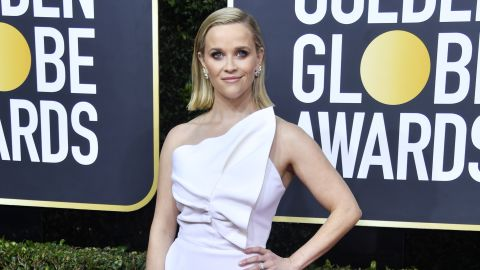 BEVERLY HILLS, CALIFORNIA - JANUARY 05: Reese Witherspoon attends the 77th Annual Golden Globe Awards at The Beverly Hilton Hotel on January 05, 2020 in Beverly Hills, California. (Photo by Frazer Harrison/Getty Images)