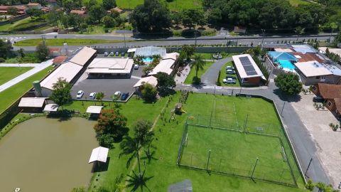The best villa in Brazil is the Villavip Hotel Fagenda