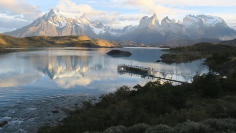 Visit Patagonia in Torres del Paine National Park, Chile
