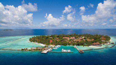 Kurumba Maldives in Bihamanfushi, Maldives