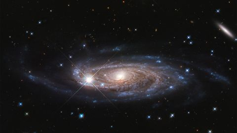 """Galaxy UGC 2885, nicknamed the """"Godzilla galaxy,"""" may be the largest one in the local universe."""