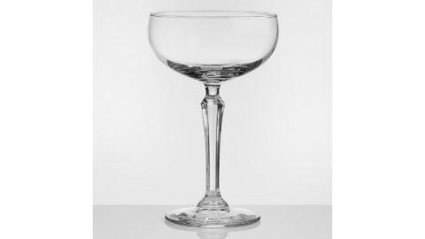 Speakeasy Champagne Glasses, Set of 4