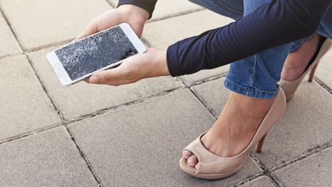 When you pay your cell phone bill with the U.S. Bank Visa Platinum, your phone is covered for theft or damage.