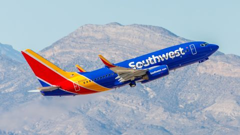 Combining a personal Southwest credit card with a business one can earn you the Southwest Companion Pass.