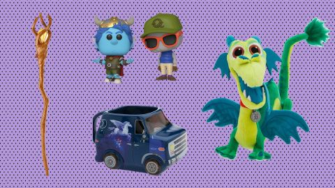 Disney Pixar Onward toys