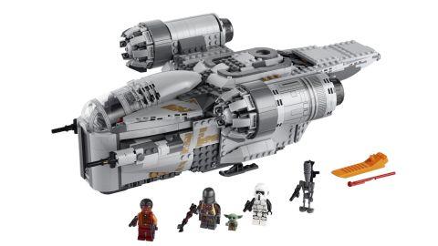 Lego Star Wars Razor Crest ship