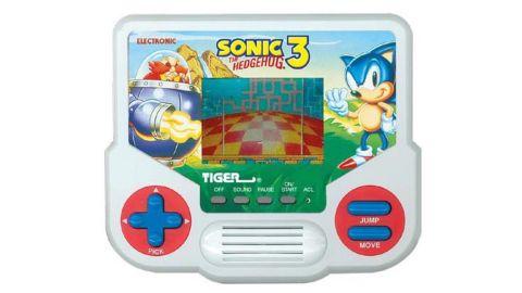 Tiger Entertainment Sonic handheld game