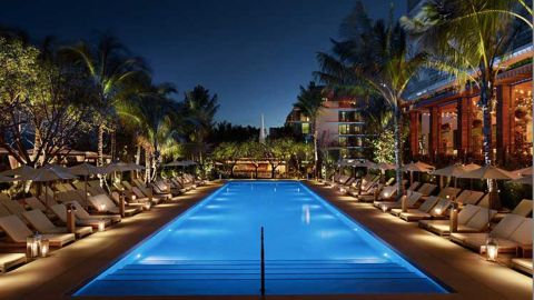Use the $300 in statement credits on the Marriott Bonvoy Brilliant credit card for a discount at the Marriott Miami Edition.