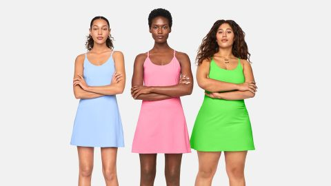 Outdoor Voices x The Powerpuff Girls Exercise Dress