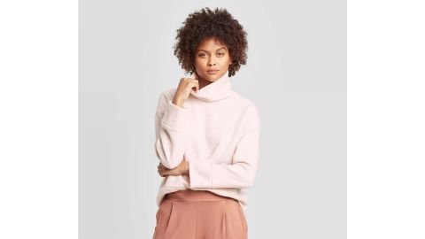 A New Day Turtleneck Pullover