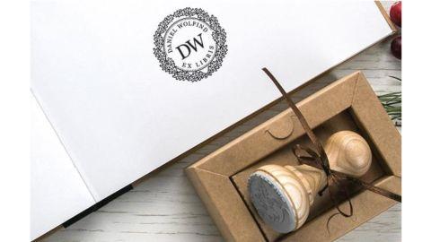 Customized Book Stamp