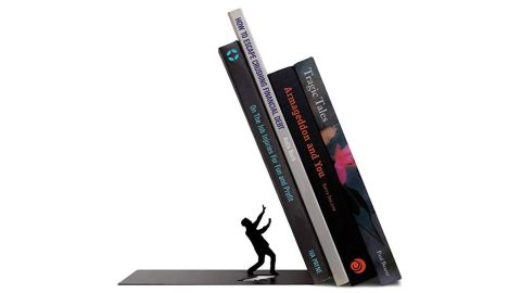 Fred THE END Bookend