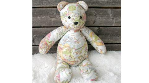 Nursery Rhymes Teddy Bear