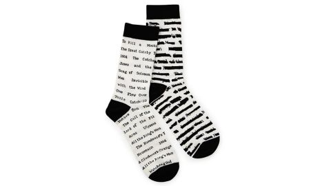 Banned Book Socks