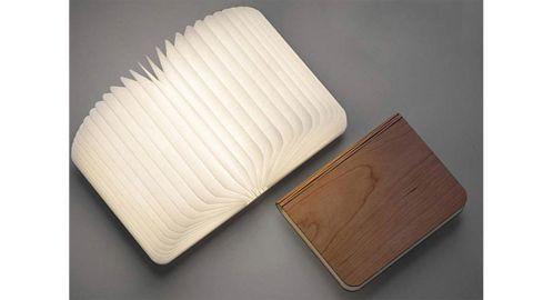 Leditop Folding Book Lamp