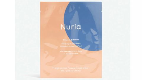 Nuria Defend Purifying Bubble Mask