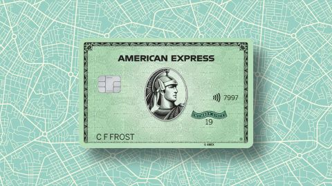 The American Express Green Card.