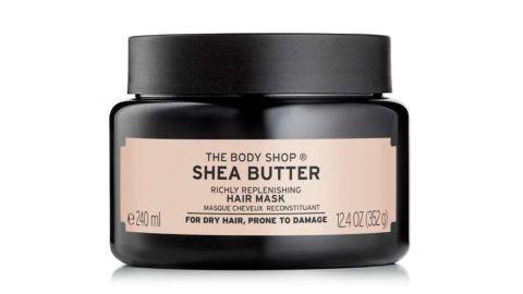 The Body Shop Shea Butter Richly Replenishing Hair Mask