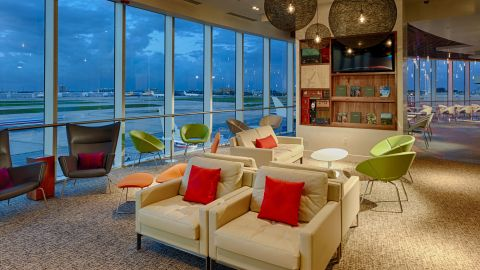 Amex Centurion Lounges provide a place to get away from the crowds when you're traveling.