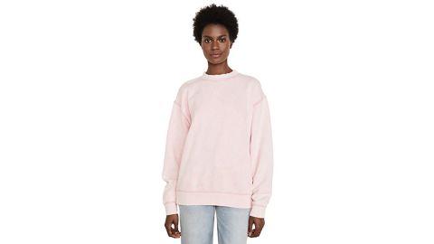Levi's LMC Oversized Mock Neck Fleece Sweatshirt