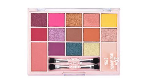 Hard Candy Look Pro Eyeshadow Palette in Desert Fever