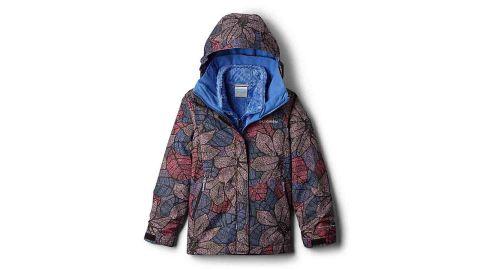 Columbia Youth Girls Bugaboo II Fleece Interchange Jacket