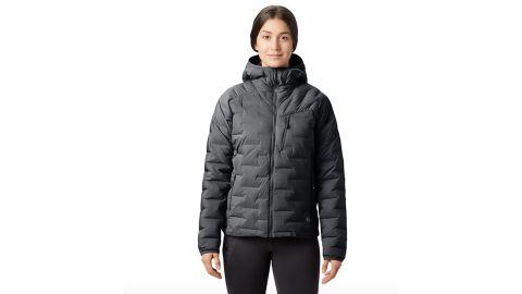 Super/DS Stretchdown Hooded Jacket
