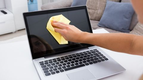 Here's your all-inclusive guide to keeping your laptop clean