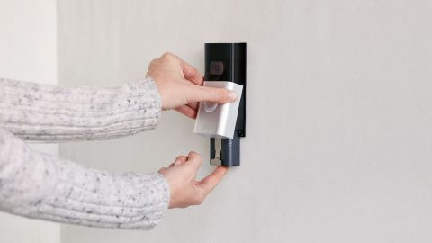 The Video Doorbell 3 still works with a rechargable battery pack.