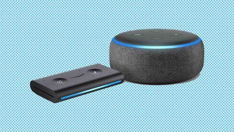 3rd Gen Echo Dot and Echo Auto Bundle