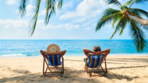 Use your miles from the no-annual-fee Capital One VentureOne card to take a sorely-needed vacation.