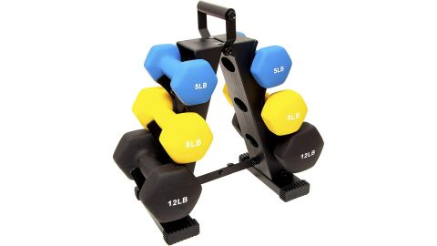 BalanceFrom GoFit All-Purpose Dumbbells