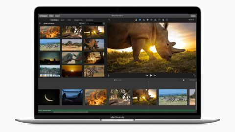 Apple's new MacBook Air starts at $999.