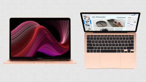 Apple's MacBook Air now features the Magic Keyboard and double the storage.
