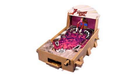 Build Your Own Pinball Game