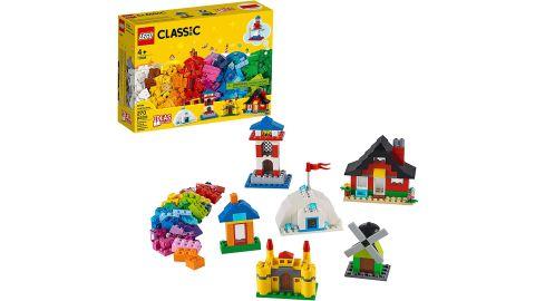 Lego Classic Bricks and Houses Starter Set