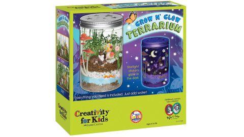 Creativity for Kids Grow 'N' Glow Terrarium