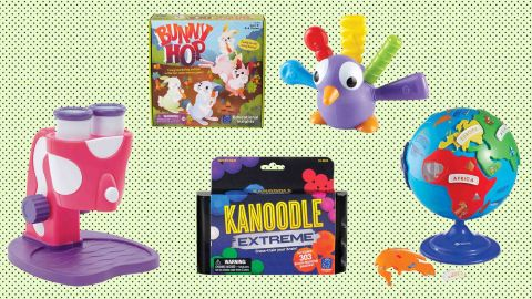 Learning Resources and Educational Insights toys