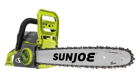 Sun Joe 16-Inch 4-Amp 40-Volt Cordless Chainsaw