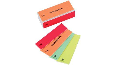 Tweezerman Neon Hot 4-in-1 File