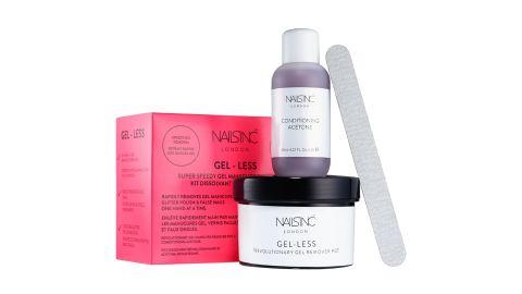 Nails Inc. Gel-less Gel Nail Polish Remover Kit