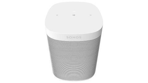 Sonos One (Gen 2) Voice-Controlled Smart Speaker