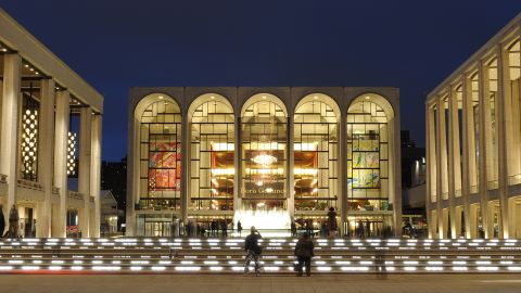 New York's Lincoln Center for the Performing Arts