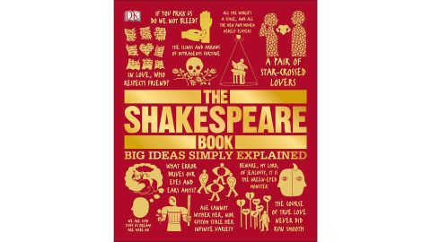 """""""The Shakespeare Book: Big Ideas Simply Explained"""""""