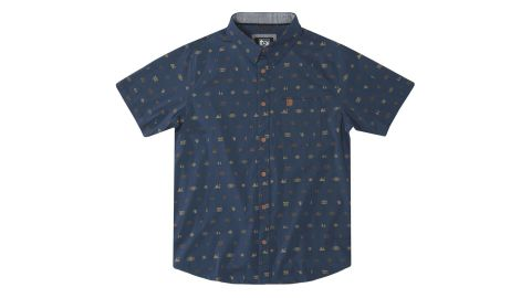 Hippy Tree Settings Woven Shirt