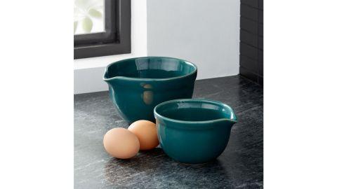 Eden Green Prep Bowls, Set of 2